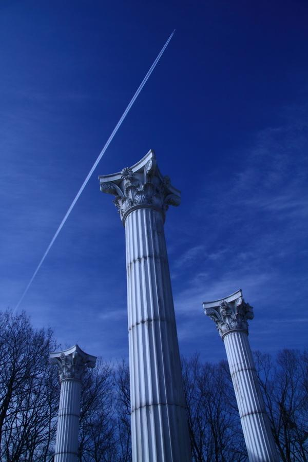 pillars touching sky 50 Pretty Backgrounds You Cant Afford To Miss