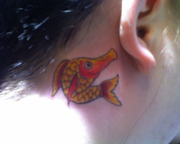 Babelfish Tattoo