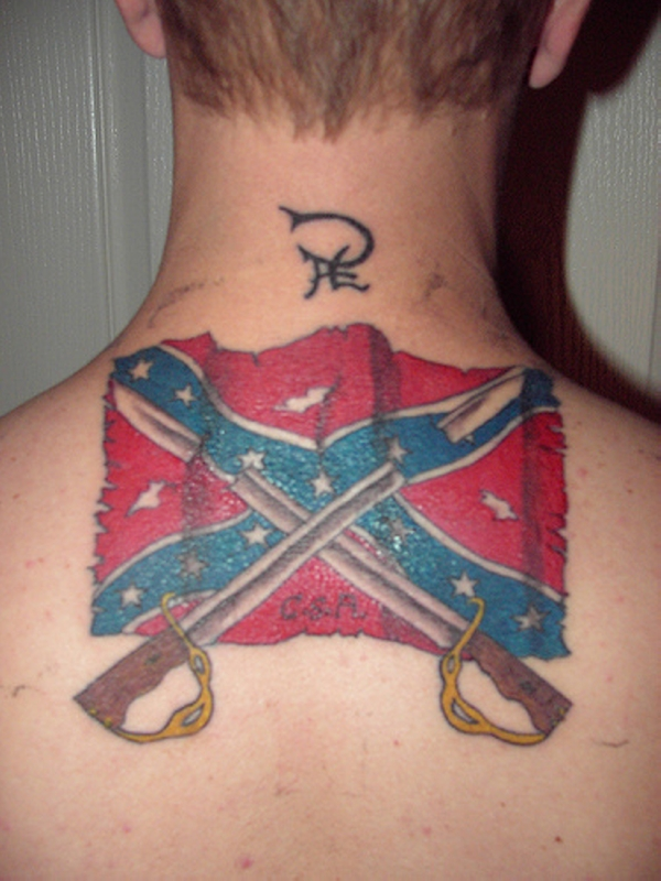 Zach Confederate Flag
