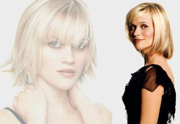 Fantastic 30 Glorious Reese Witherspoon Hairstyles Slodive Hairstyles For Women Draintrainus