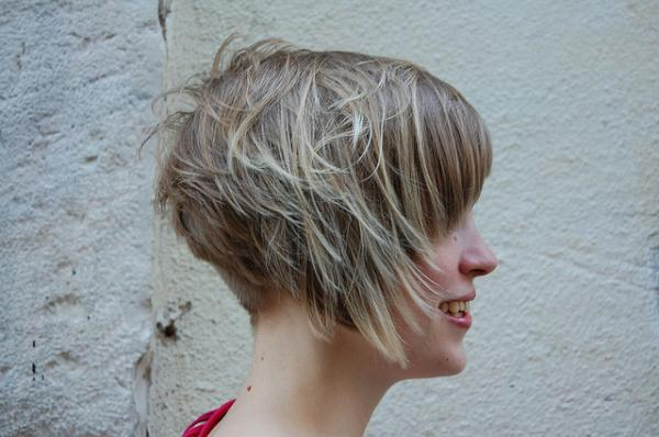 Asymmetric Curve Haircut