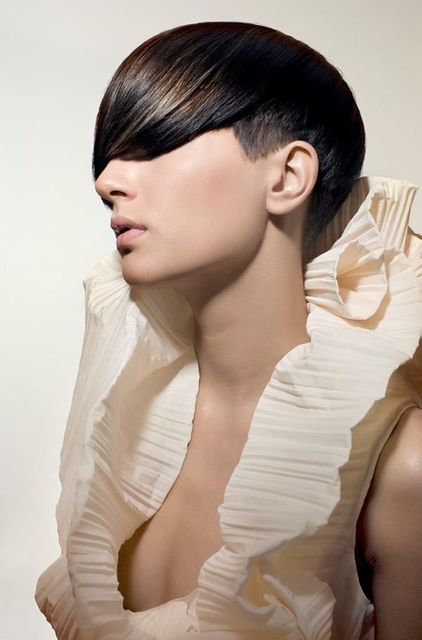 Short Hairstyle For Asian
