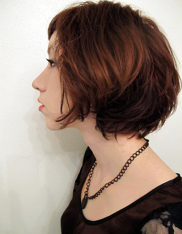 Soft Romantic Bob Hairstyle