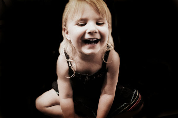 Laughing Little One