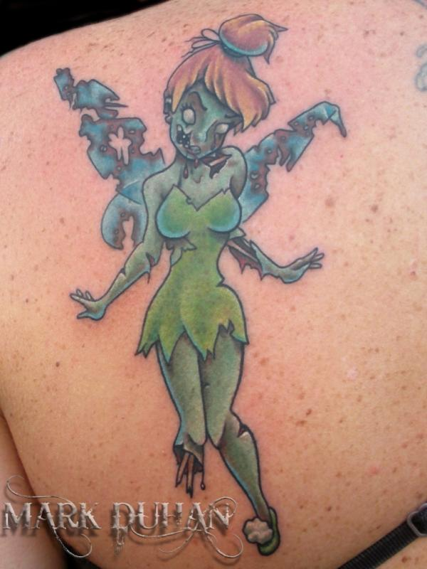 Zombie Tinkerbell