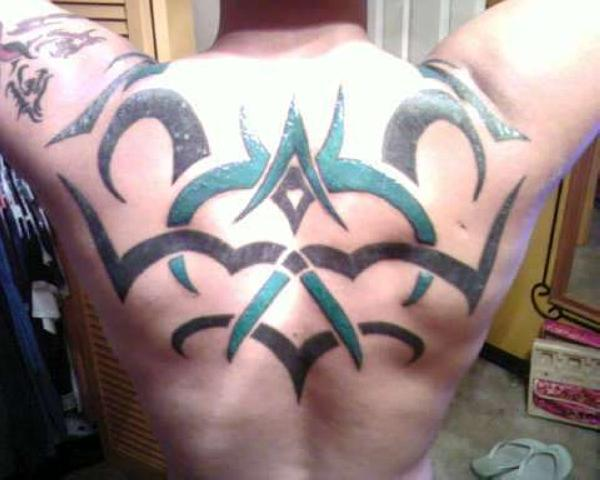 Tribal Back New