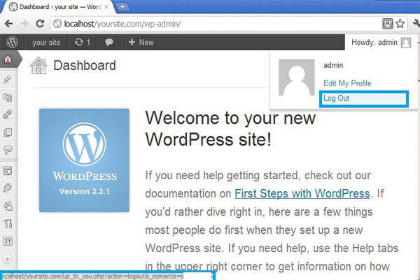 step 10 Create Personal WordPress Login Page To Strengthen Your WordPress