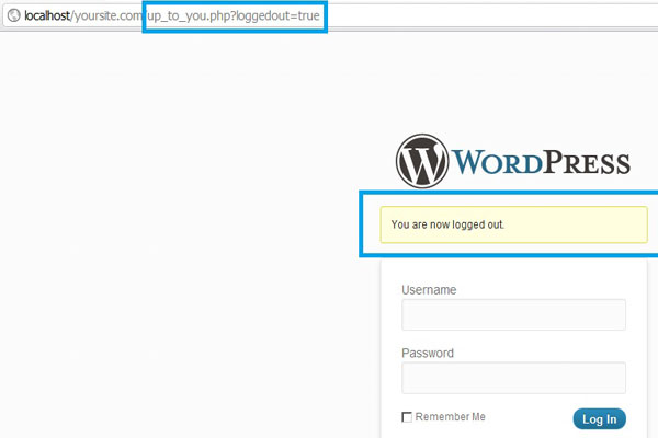 step 11 Create Personal WordPress Login Page To Strengthen Your WordPress