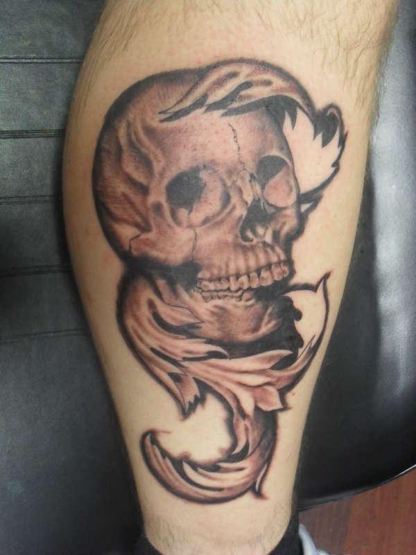 comic skull tattoo 100 Tattoo Ideas You Should Check Before Getting Inked