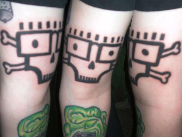 descendents tattoo 100 Tattoo Ideas You Should Check Before Getting Inked