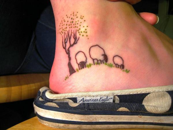 hooray feet tattoo 100 Tattoo Ideas You Should Check Before Getting Inked