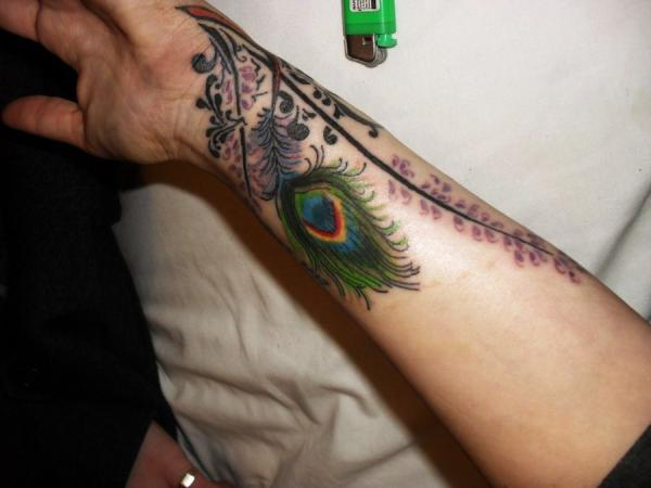 peacock feather tattoo 100 Tattoo Ideas You Should Check Before Getting Inked