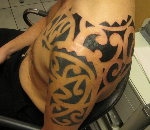 tribal tattoo 100 Tattoo Ideas You Should Check Before Getting Inked