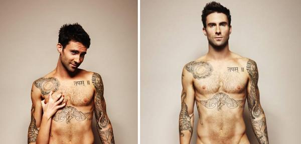 Adam levine tattoos hindu meaning