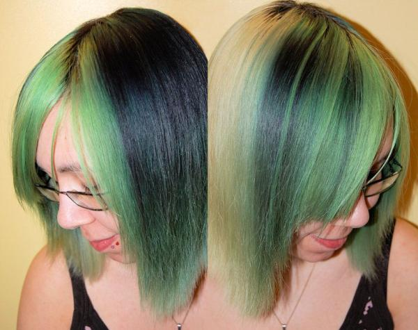 Glorious Black Hair With Blonde Highlights Slodive