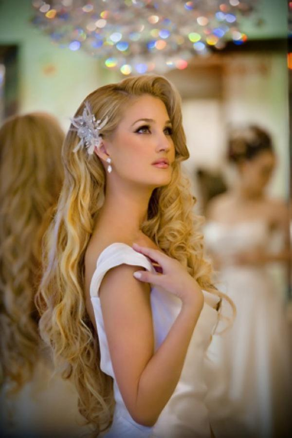 30 Tremendous Bridal Hairstyles For Long Hair - SloDive