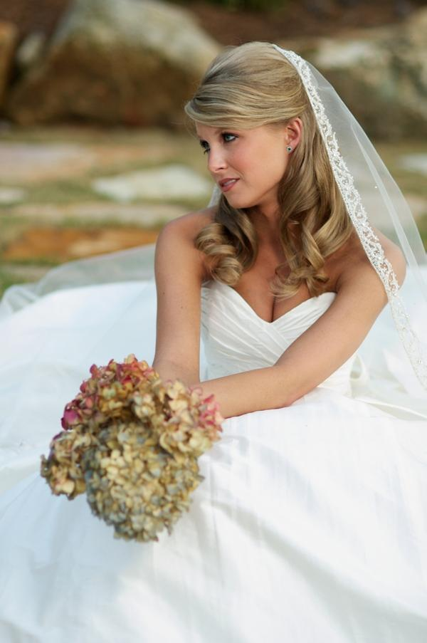lindsay bridal 30 Tremendous Bridal Hairstyles For Long Hair