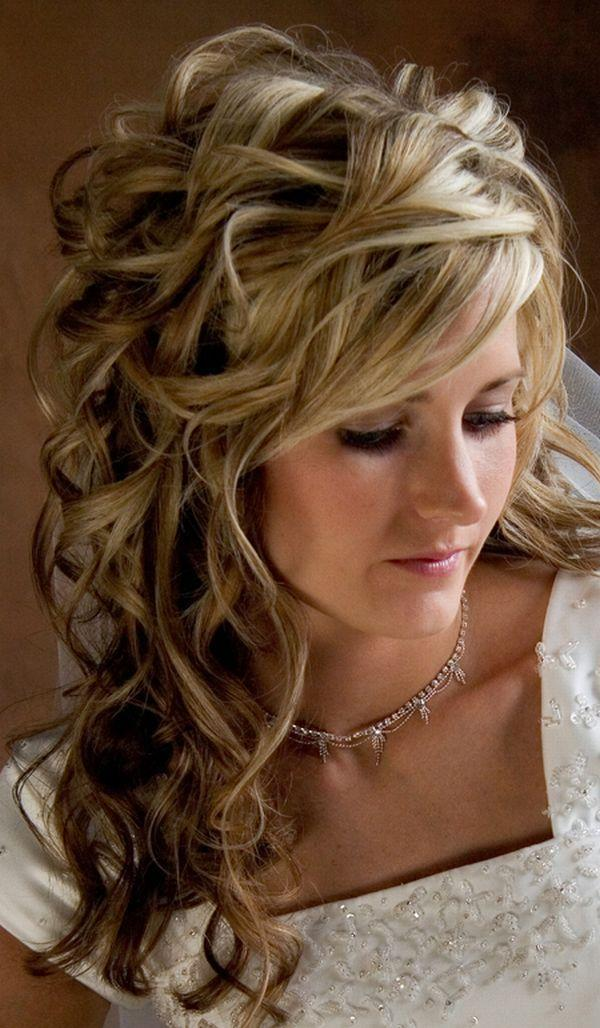 30 Tremendous Bridal Hairstyles For Long Hair