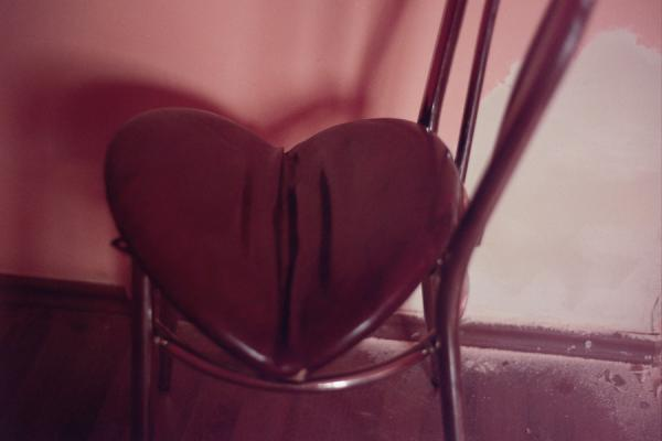 Broken Heart Chair