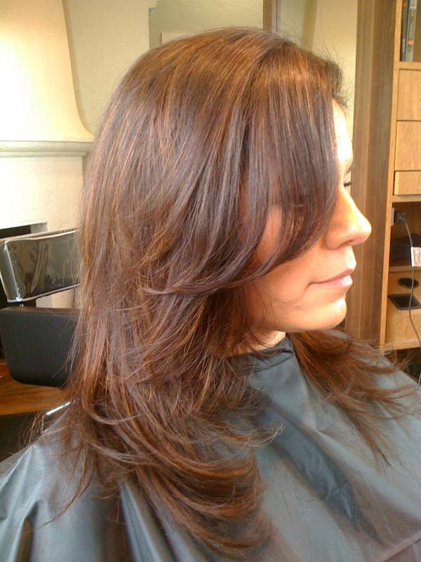 30 sexy brown hair with caramel highlights slodive maple with caramel pmusecretfo Images