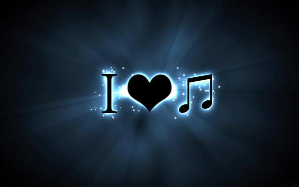 i love music 30 Cool Backgrounds For Desktop You Need To Check Today