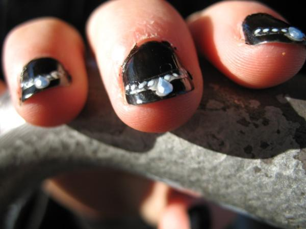 Crowned Nails