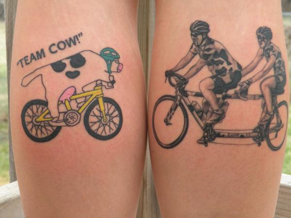couple new tattoo 40 Couple Tattoos You Can Have To Show Your Love