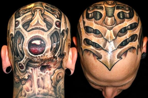 tatuaje extremo 35 Awesomely Crazy Tattoos