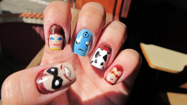 Watchmen Nails