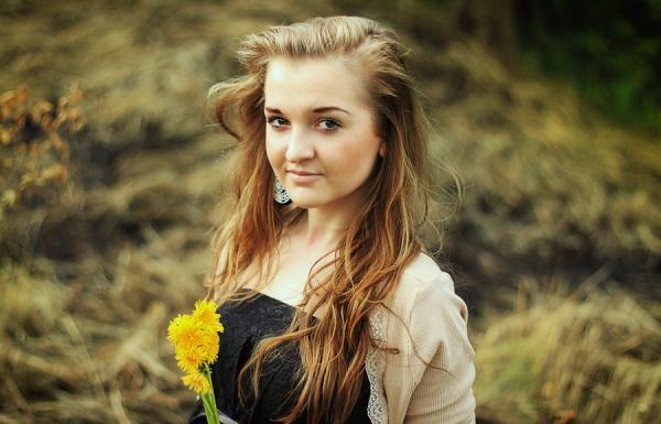 brown hair girl 35 Cute Hairstyles For Long Hair You Should Check Today