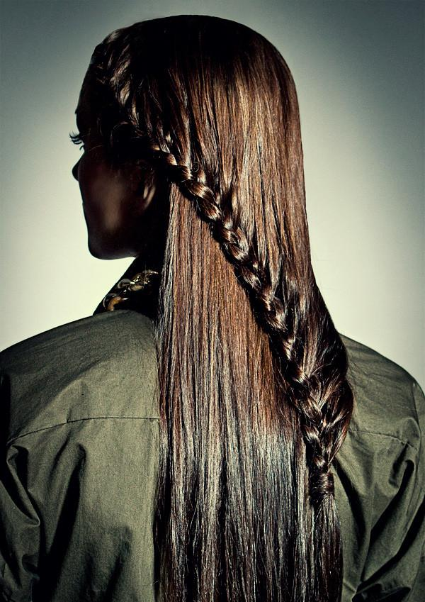 Hairdos With Braids For Long Hair 35