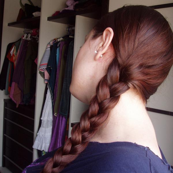 side english braid 35 Cute Hairstyles For Long Hair You Should Check Today