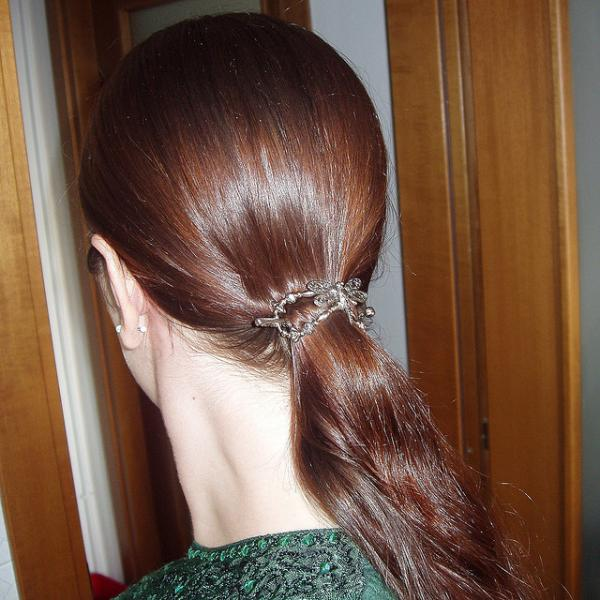 simple ponytail 35 Cute Hairstyles For Long Hair You Should Check Today