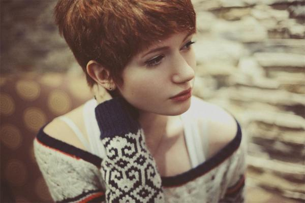 warm feeling 35 Cute Hairstyles For Short Hair You Should Try On