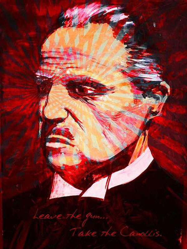don corleone 14 A Tribute to the Godfather – 25 Images of Vito Corleone