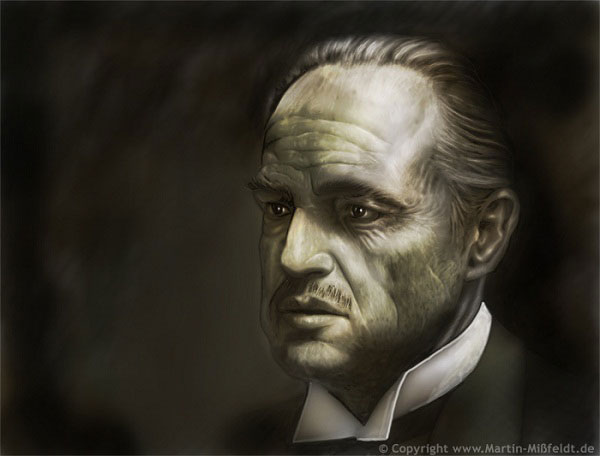 don corleone 24 A Tribute to the Godfather – 25 Images of Vito Corleone