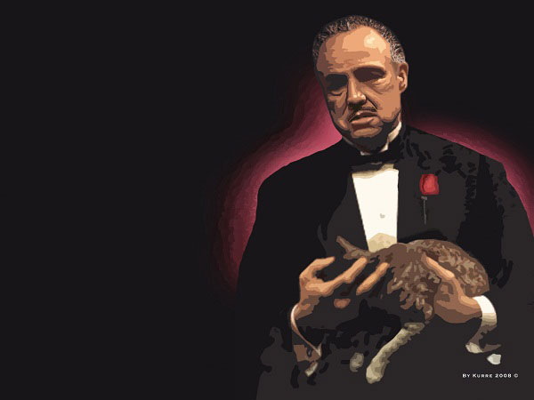 don corleone 25 A Tribute to the Godfather – 25 Images of Vito Corleone