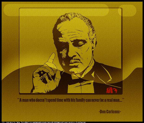 don corleone 9 A Tribute to the Godfather – 25 Images of Vito Corleone
