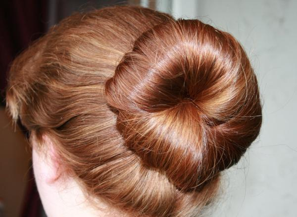 hairbun 40 Gorgeous Easy Hairstyles For Long Hair