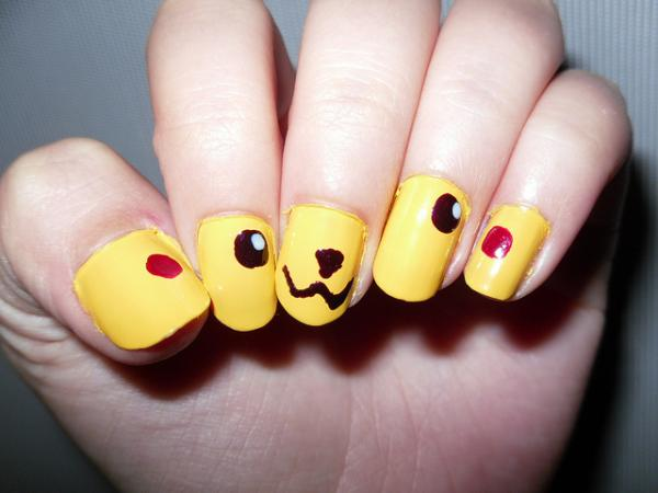 fun design 40 Easy Nail Designs You Can Try Any Day