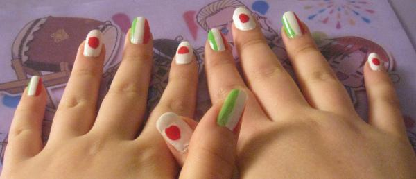 My ItaPan Nails