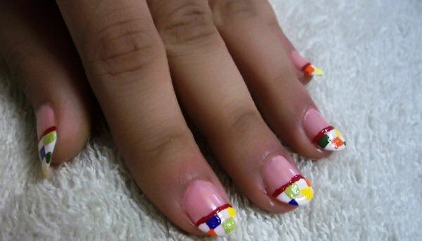 outer nail design 40 Easy Nail Designs You Can Try Any Day
