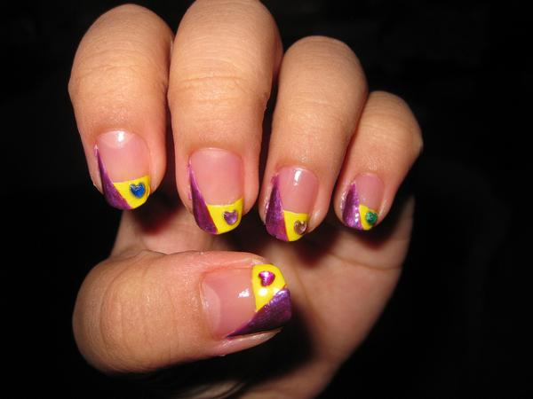 valentine nail 40 Easy Nail Designs You Can Try Any Day