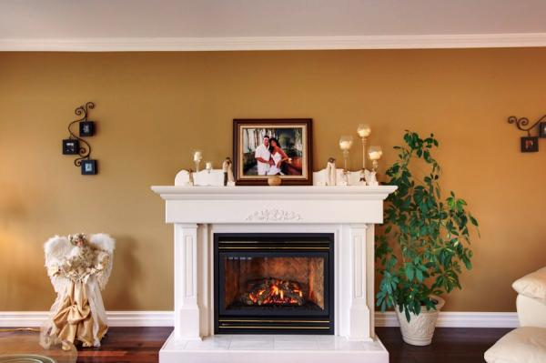 Penwell Ave Fireplace