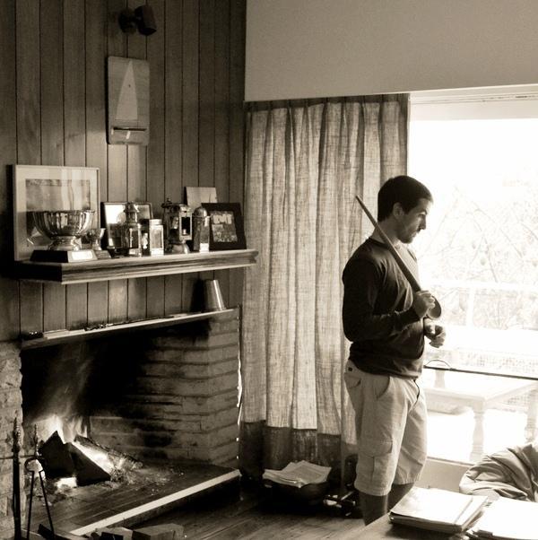 vintage fireplace 30 Splendid Fireplace Mantel Designs