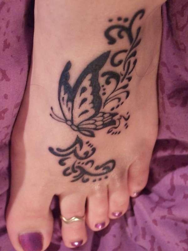 Sexy Foot Tattoos For Girls Women Popular Examples Design Press
