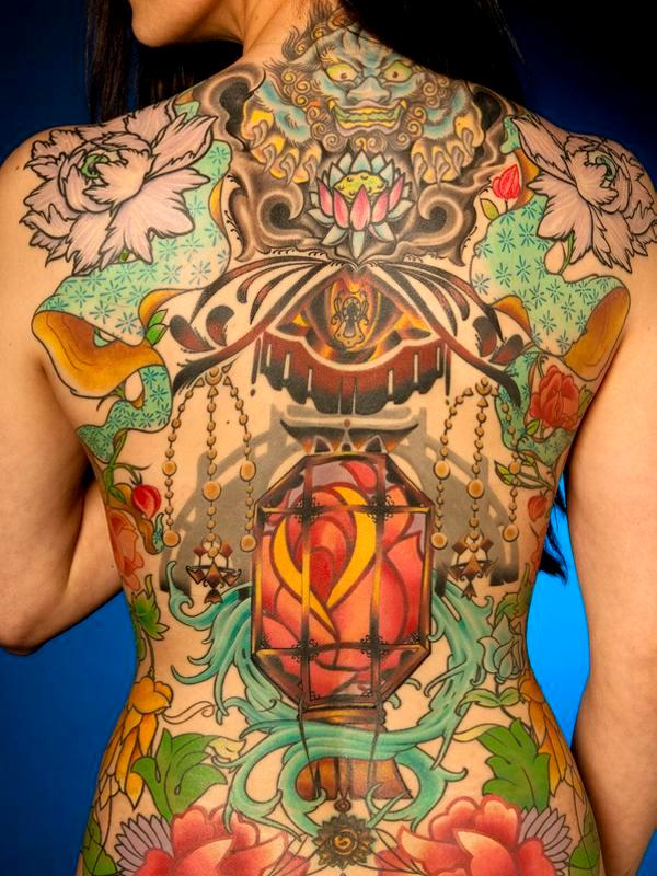 Clae Welch Back Piece