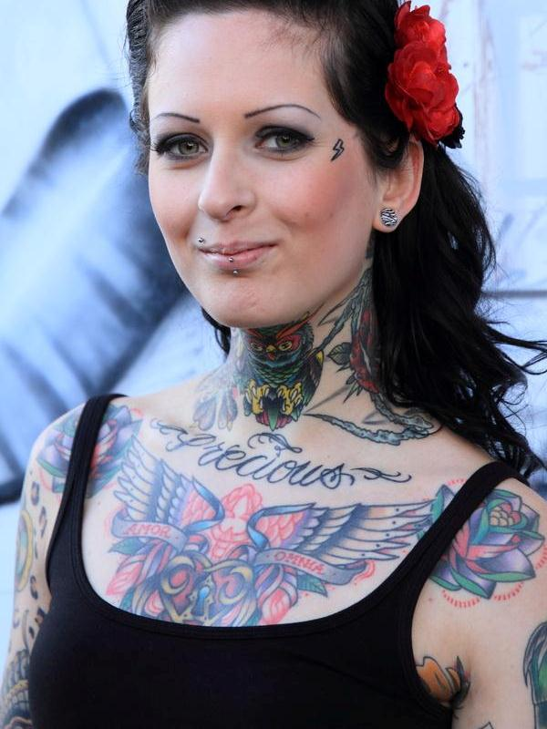 precious lady 25 Free Tattoo Pictures To Blow Your Mind