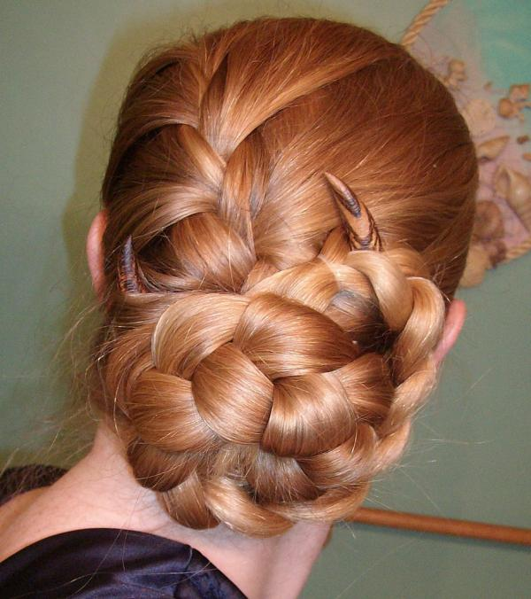 Wondrous 35 Graceful French Braid Hairstyles Slodive Hairstyles For Women Draintrainus