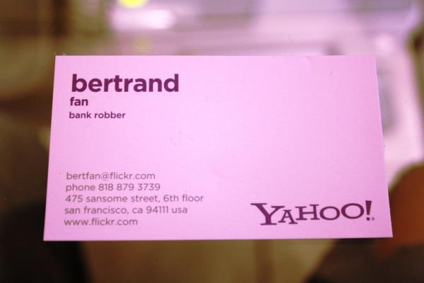 bertrand 30 Funny Business Cards You Should Check Today